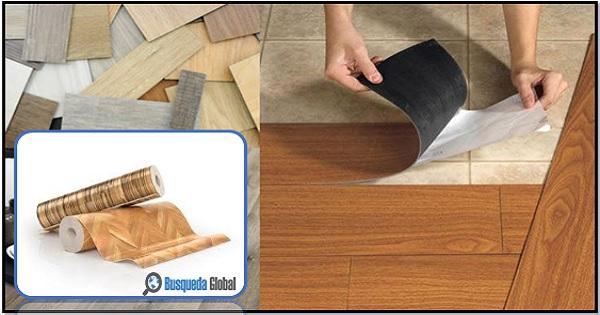 Como instalar los pisos vinilicos en rollo